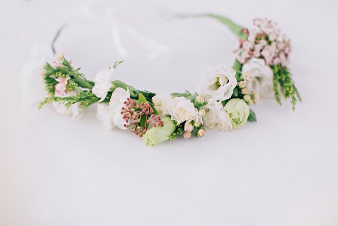 Flower Crown by Fleur de Lis - 001
