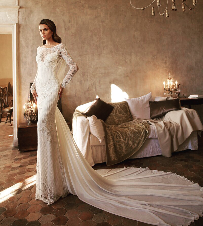 Wedding Gowns  by Paris Dress - 031
