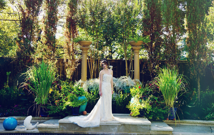 """""""Dreaming In Color"""" Styled Photo Shoot by The Blushing Bride boutique - 010"""
