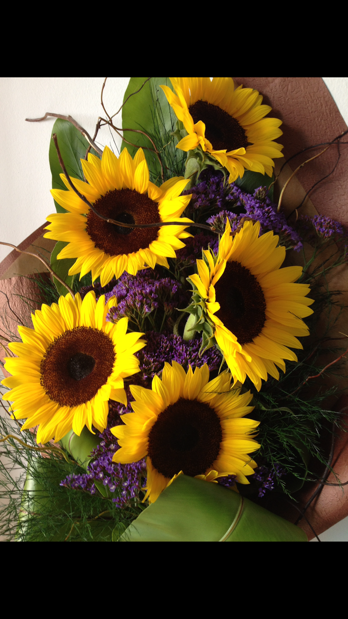 Bespoke Flower Bouquets by A. Floral Studio - 011