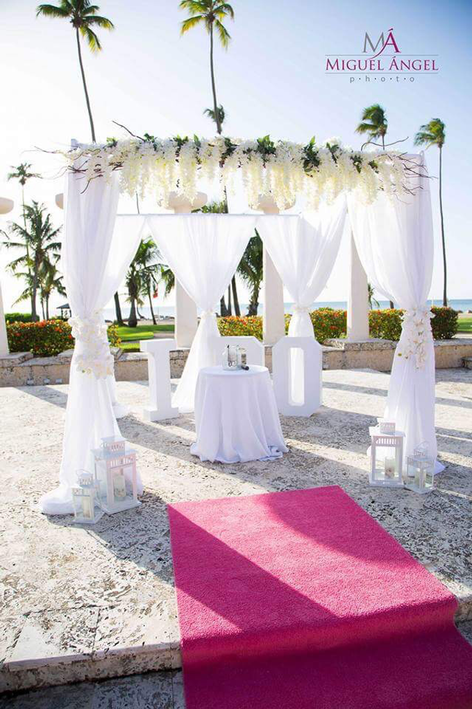 Luxury Destination Wedding by Eleganzza Events - 003