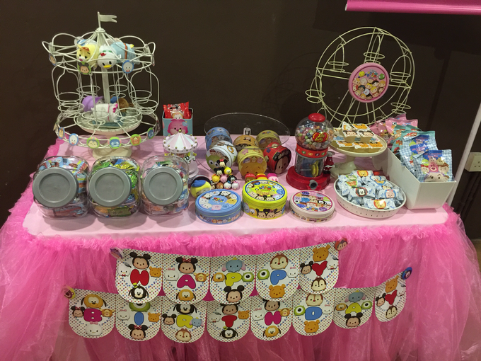 Tsum tsum birthday party by ilmare Wedding - 003