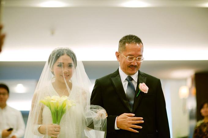 The Wedding of Mark Nah & Florencia Salim by AS2 Wedding Organizer - 015