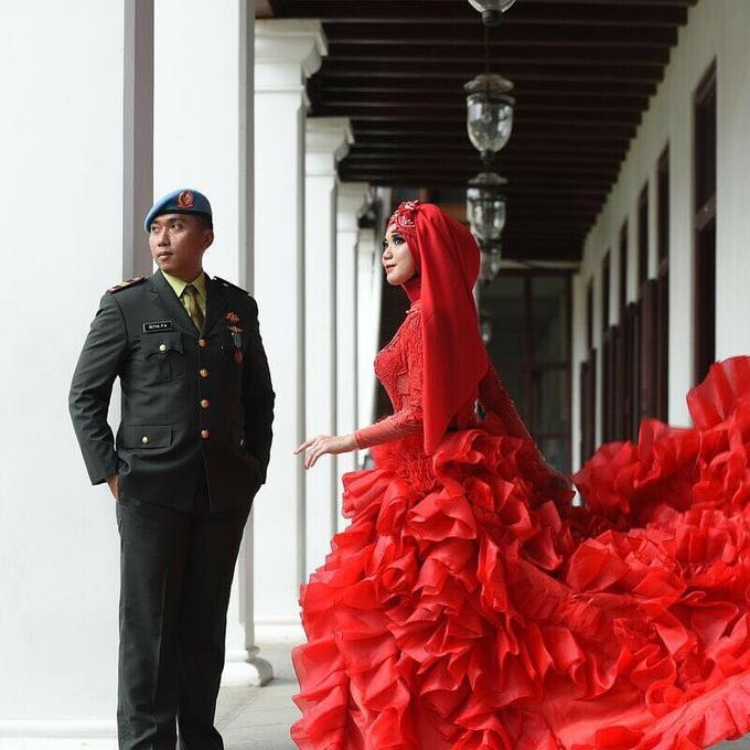 Haute Couture by Berkat Kebaya By Devina Shanti - 003