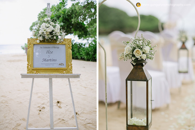 ILZE & MARTINS Wedding by Courtyard by Marriott Bali Nusa Dua - 019