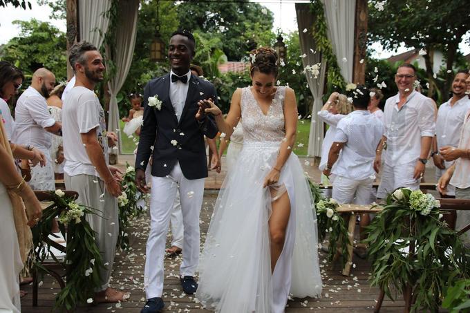 Alessia Sacco Wedding Reception  by FANNY KARTIKA - 001