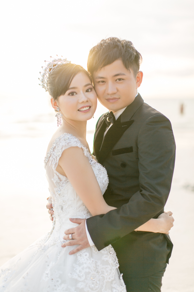 Bin and Hong by Vintanna Photography - 001