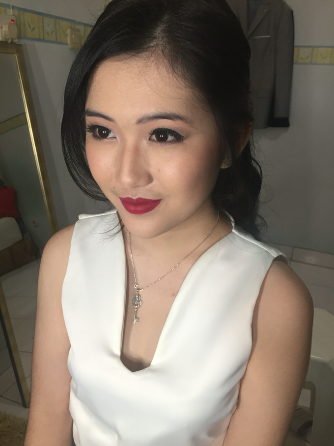 Special Occassion Makeup 1 by Troy Makeup Artist - 020