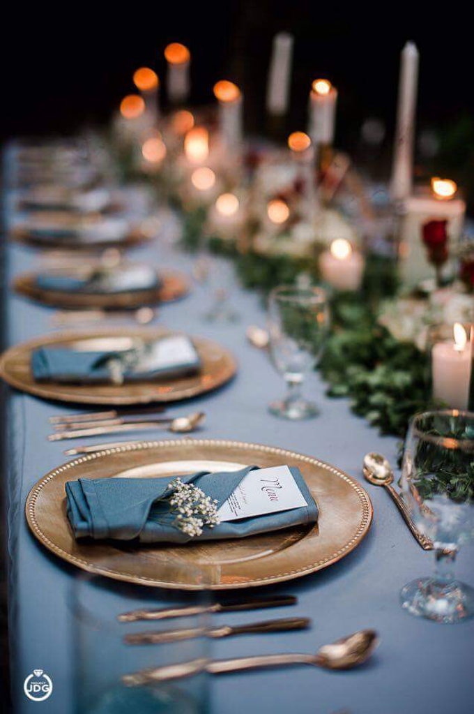 Metallic Whimsical by Whitekraft Event Management and Styling - 006