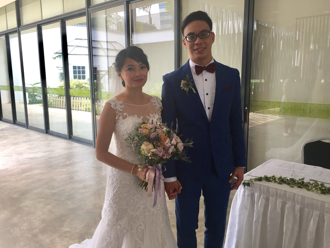 Wedding of Min Kok & Ros by Royal Catering Services Pte Ltd - 019