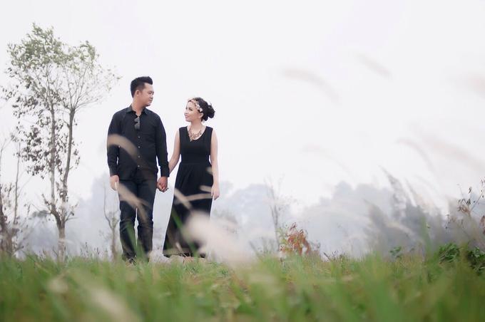 Story of Prewedding : Nova & Alvi by glamour photography - 008
