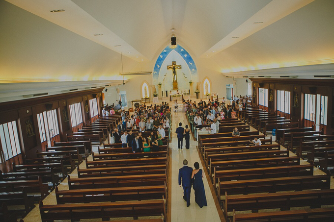 Andy & Vincentia Wedding by Gusde Photography - 011