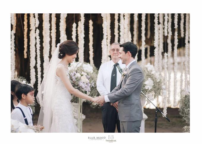 Sampran Village Thailand Wedding  by Fleuri - 011