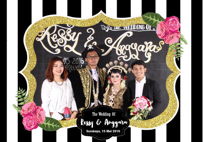 The Wedding of Ressy & Anggara by Woodenbox Photocorner - 007