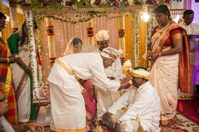 Kumaran & Rathinee Indian Wedding Ceremony by Jamaze Gallery - 009