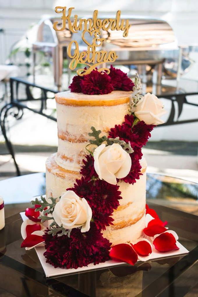 Wedding Cakes by The Quirky Taste - 002