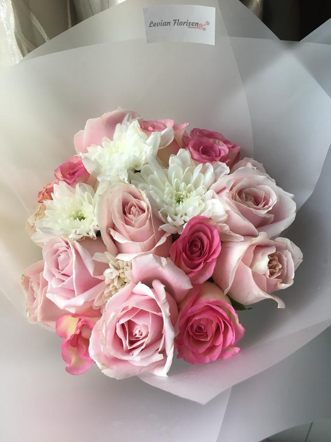 Pink Velvet Bouquet  by Levian Florisen - 009