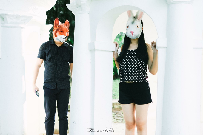 When Foxxy gets Bunny  by Amour & Co. - 011