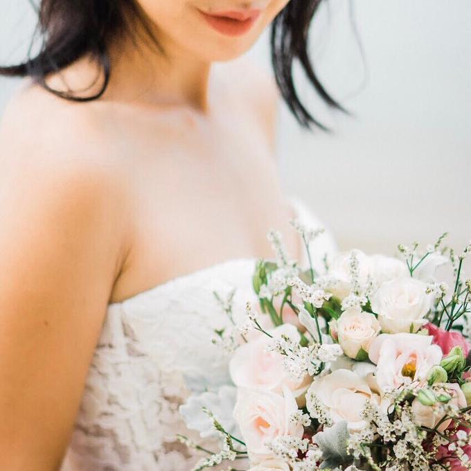 Bohemian Wedding by Liz Florals - 006