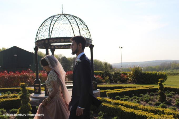 Patel wedding  by Rosie Bambury Photography - 004