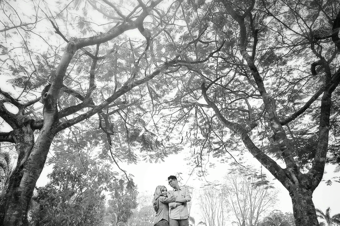 Story of Prewedding : Dian & Akbar by glamour photography - 005
