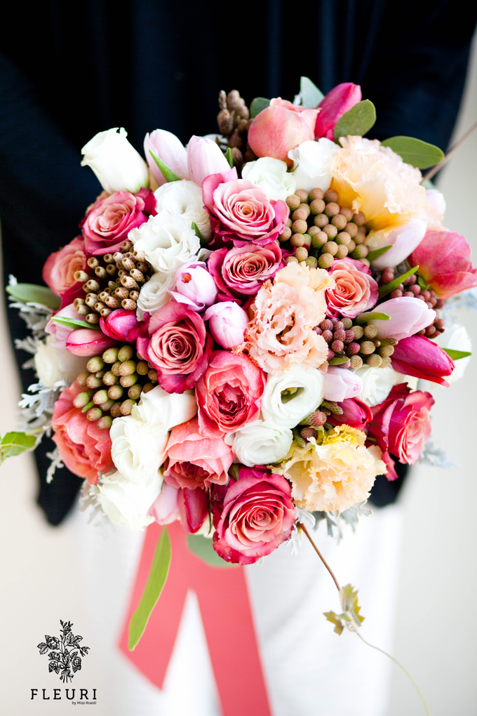 Bridal Bouquets by Fleuri - 007