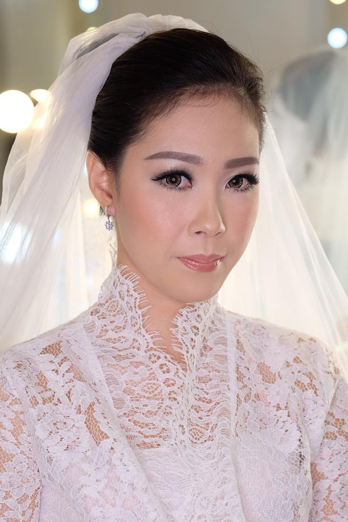 Ria wedding makeup by Amanda Makeup Artist - 011