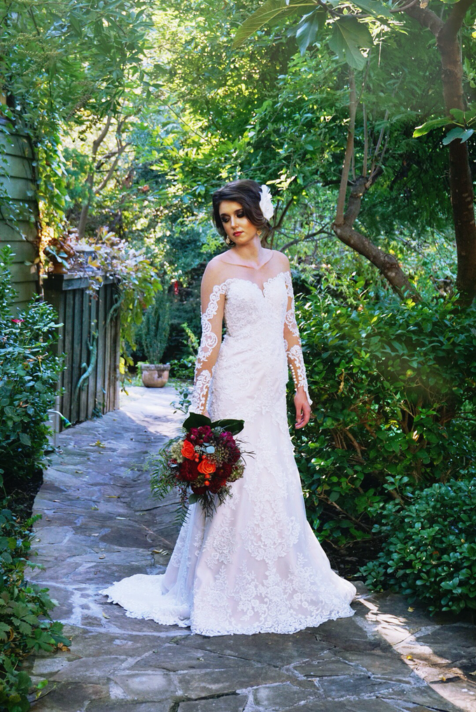 """""""Dreaming In Color"""" Styled Photo Shoot by The Blushing Bride boutique - 001"""