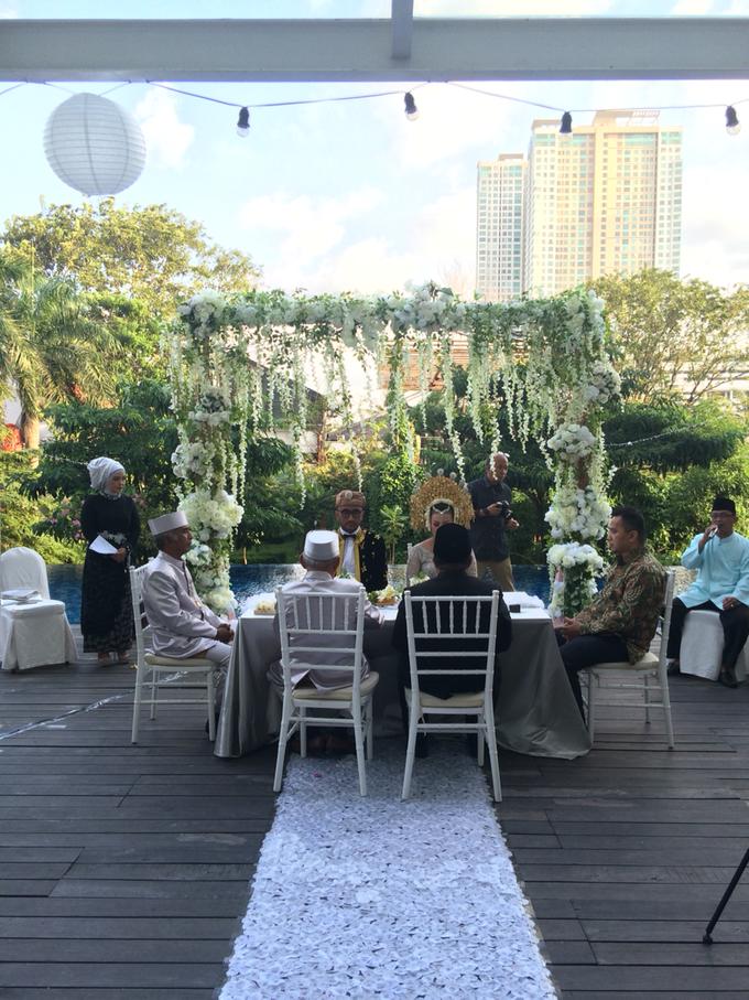 Intan wedding by Wyl's Kitchen - 005