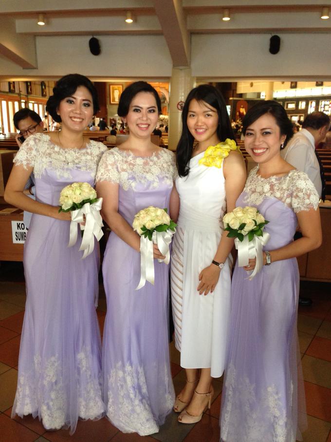 Bridesmaid's dress by GÍSELA - 003