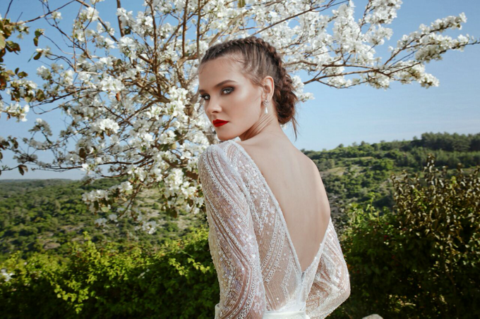 S/S bridal collection 2016  by Boroda - 038
