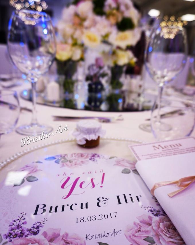 Bucur & Ilir Wedding by Krisiko Art - 004