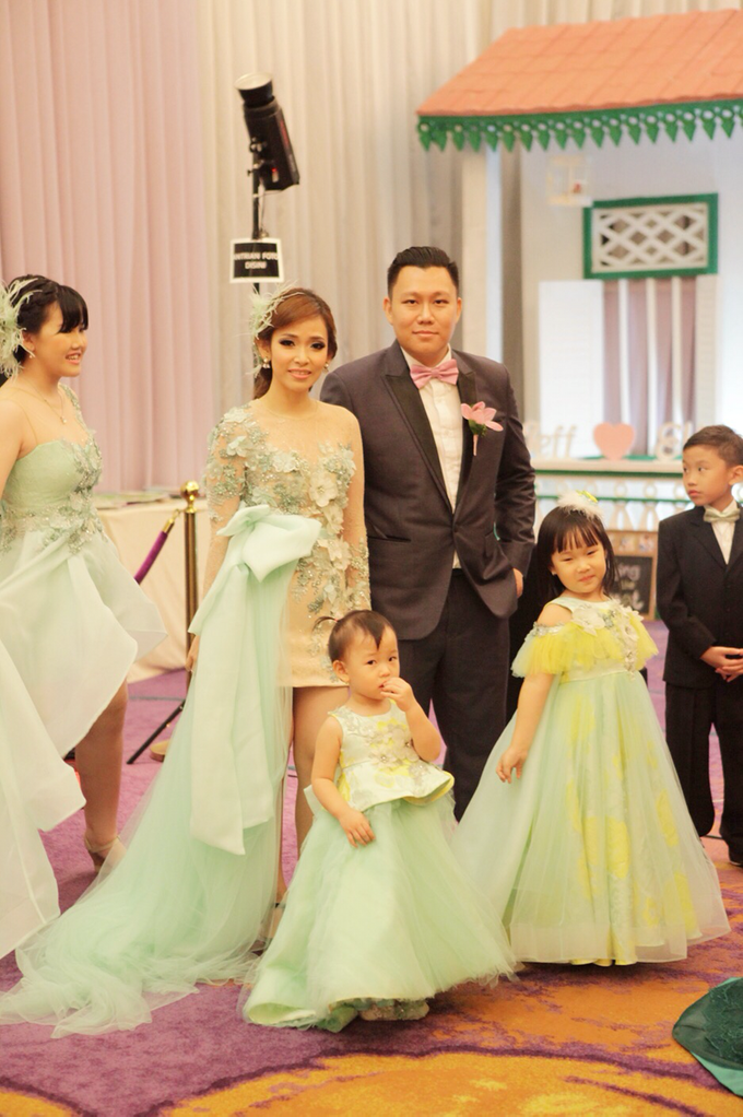 Sister of the Groom &  Bride by Jessica Huang - 026