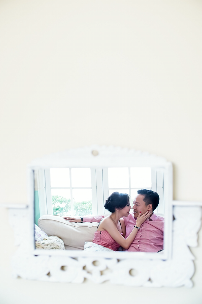 Daniel + Fransisca by Blooming Box Photography - 004