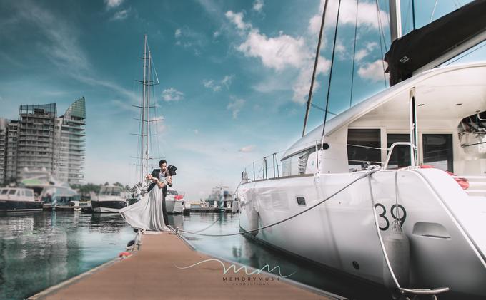 Yacht Pre Wedding by memorymusk - 007
