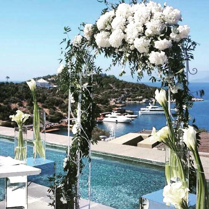 Louanna & Haitham Wedding by Nilyum Wedding & Event Design - 001