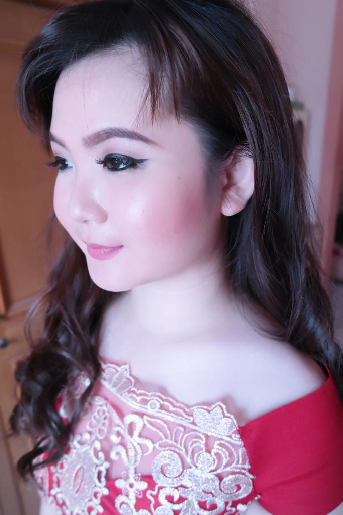Hair & makeup by vinamakeupartist - 004