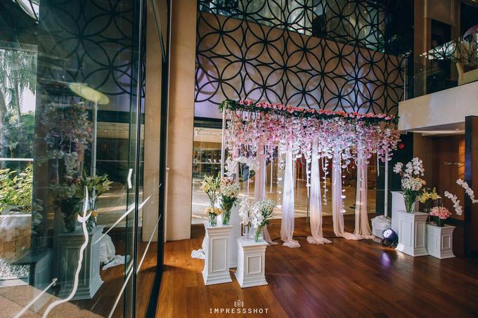 Chic Wedding by Shangri-La Hotel, Bangkok - 011