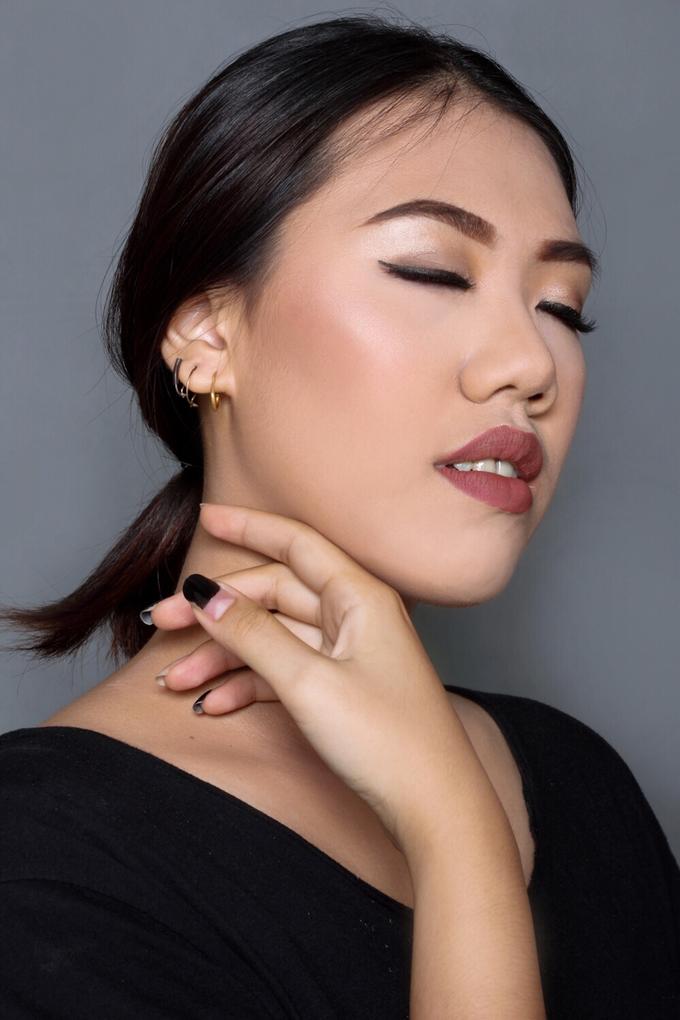 Beauty shoot by AyuAbriyantimakeupartist - 006
