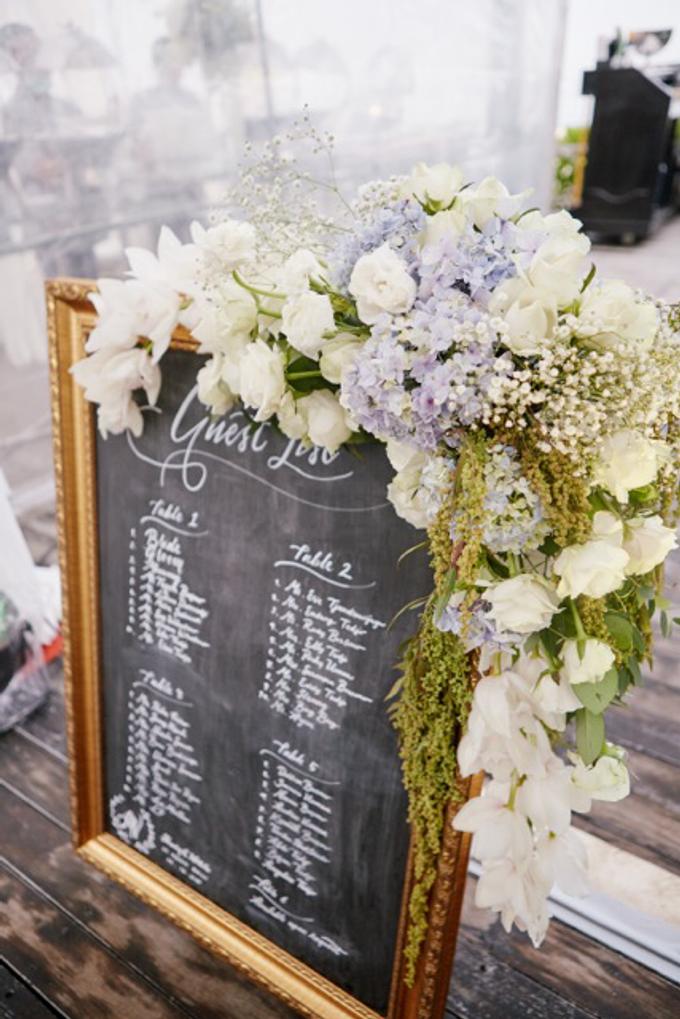 Classic elegant wedding 2015 by AiLuoSi Wedding & Event Design Studio - 005