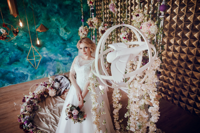We can fly away by Wedding planner Oksana Bedrikova - 008