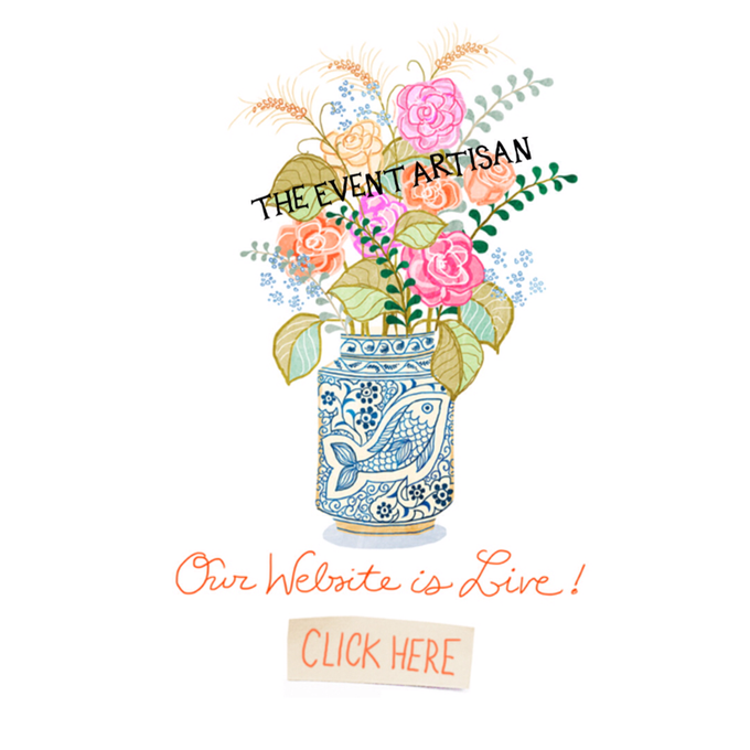 Customised Wedding Website  by The Event Artisan - 003