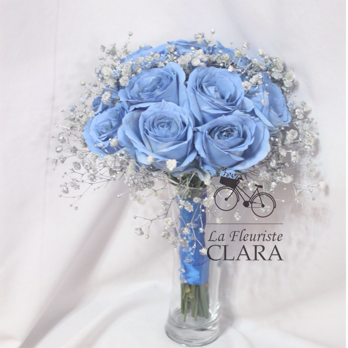 wedding Bouquet by La Fleuriste Clara - 008