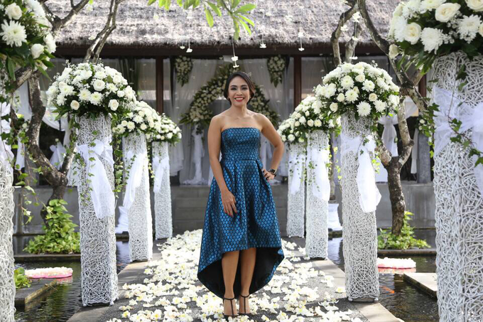 Tropical Wedding of Louise and Antonius Steven by MC Nirmala Trisna - 001