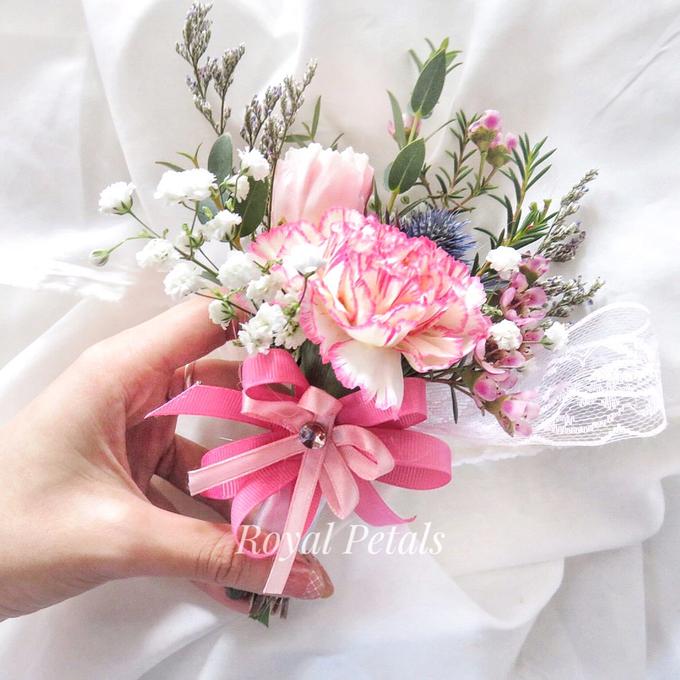 Gardenish pink by Royal Petals - 007