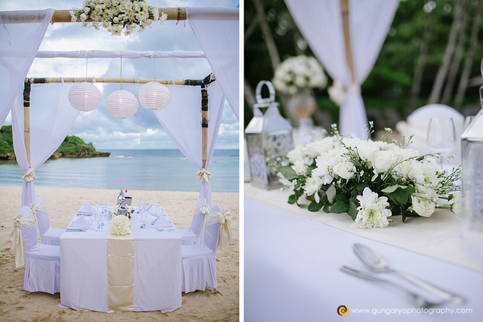 ILZE & MARTINS Wedding by Courtyard by Marriott Bali Nusa Dua - 045