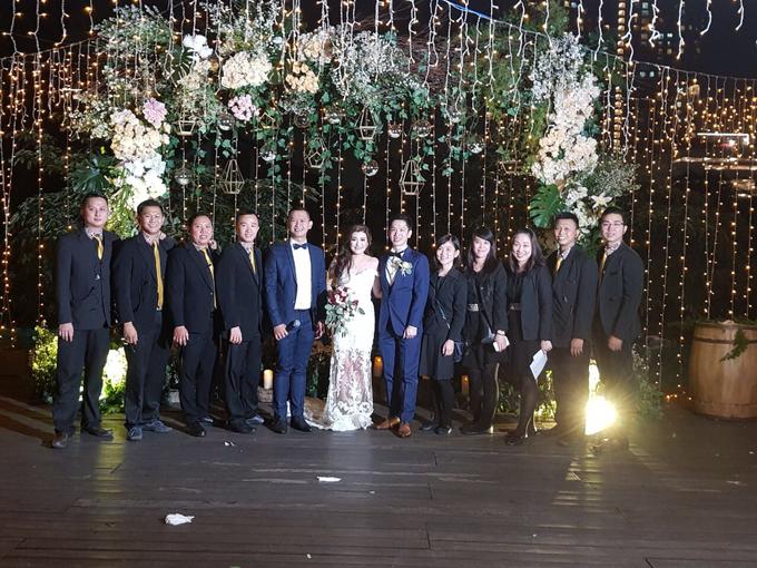 Edwin Steffi Wedding Day by Serenity wedding organizer - 005