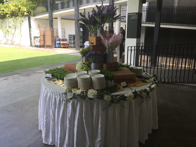 Wedding of Min Kok & Ros by Royal Catering Services Pte Ltd - 006