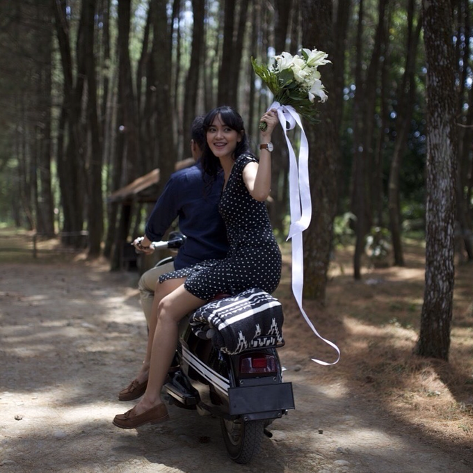 Pre-Wedding Reihan & Kisa by Benangsari Flower Studio - 007
