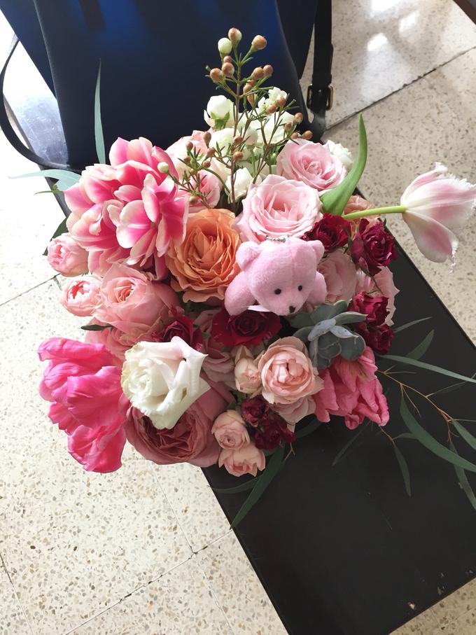 Floral Journal  by D'Alexandra Flowers - 015